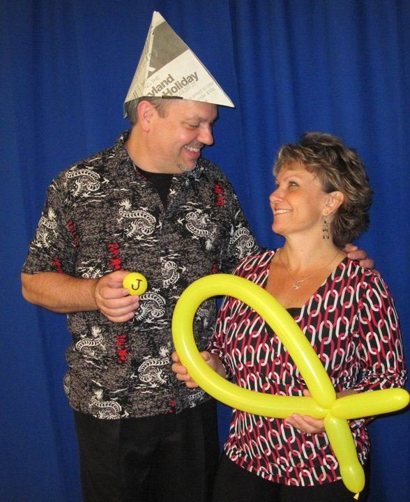 John & Ynita Swomley